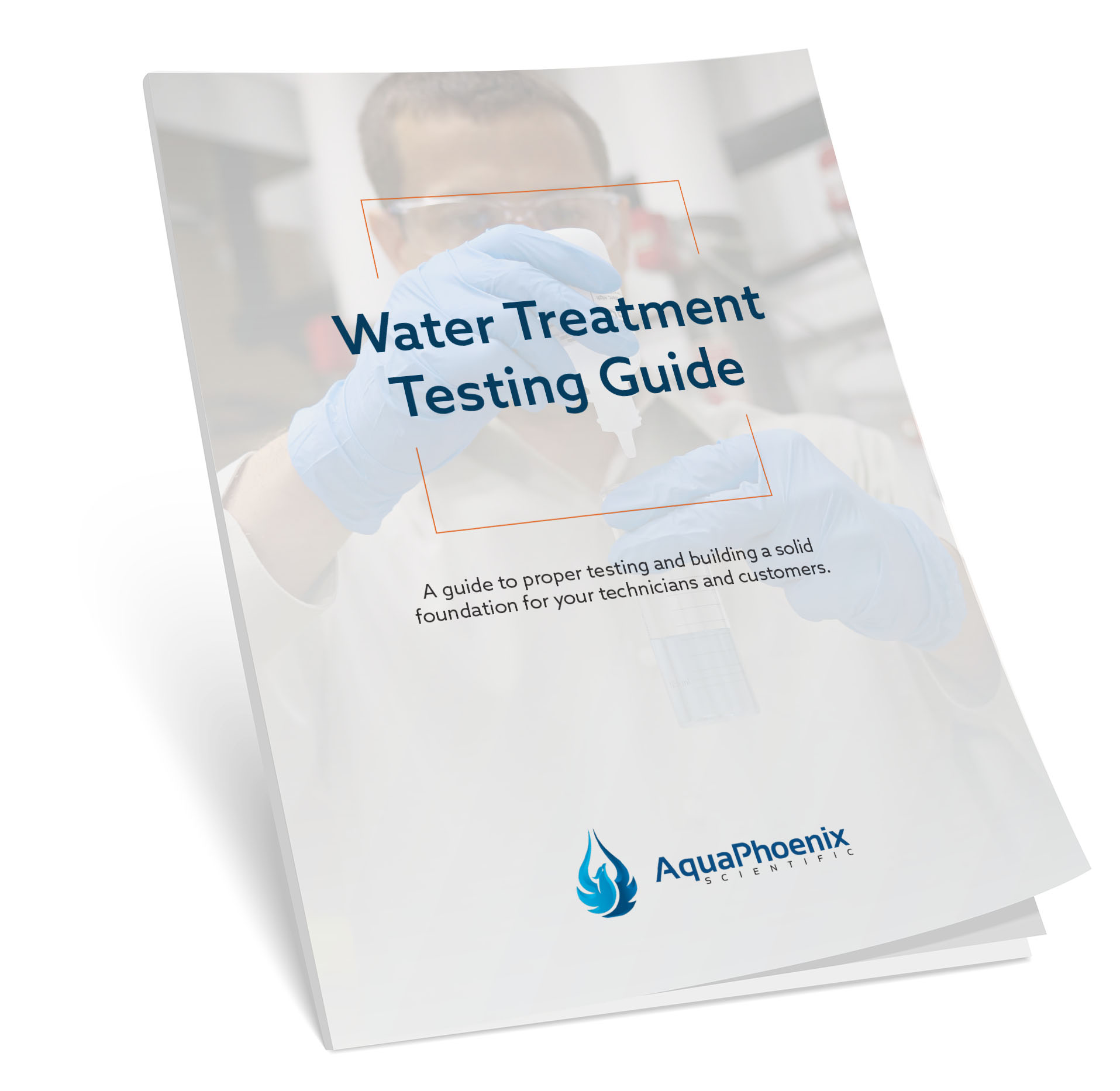 Water Testing Guide Cover